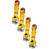 China Hardy - Spicer Drive Shaft And U Joints / Double U Joint Steering Shaft Multifunctional on sale