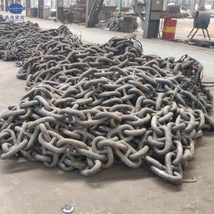China China Factory Supplies Marine Vessal Ship Equipment Stud Link Anchor Chain wholesale