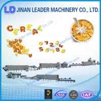 China Corn Flakes Breakfast Cereals process line wholesale