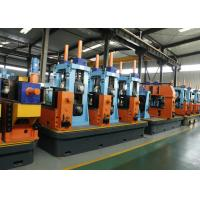 China High Speed ERW Welded Tube Mill , 3 Phrase Pipe Welding Machine on sale