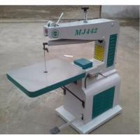 China MJ European Quality stable scroll saw machine for precision woodworking wholesale