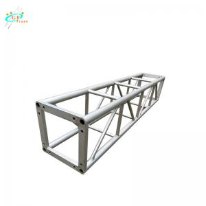 China 300*300mm 10M Safety Span Aluminum Screw Truss TUV Certificated wholesale