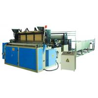 Quality HX-GS-1575 Full automatic toilet paper rewinding machine for sale