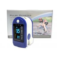 Buy cheap Neutral Type Waveform Color Display Fingertip Pulse Oximeter SPO2 Blood Oxygen from wholesalers