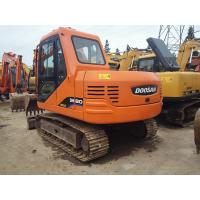 China DOOSAN DH80-7 Used Excavator For Sale wholesale