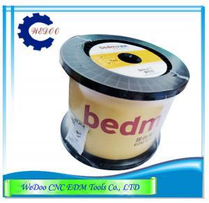 China EDM Brass Wire 0.25mm Hard Tpye For Sodick Fanuc  Wire Cut Machine wholesale