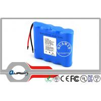 China 2200mah Cycle Lithium Battery Packs Electric Car Battery 14.8V Battery wholesale