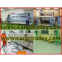 China Air Bearing turntables pneumatic device on sale