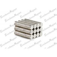 """China Disc Shape Axially Magnetized Permanent Magnet Dia 3/8"""" * 3mm Thick For Electric Products wholesale"""