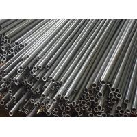 China P1 / P5 / P9 Round Black Painting Carbon Steel Pipe ASTM A335 With Plastic Caps wholesale