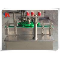 China Carbonated Beverage Bottling Equipment 1000 - 36000BPH With Continuous Spray Sterilizer on sale