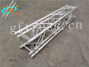 China Circle 50*3mm Tube Goal Post Lighting Truss For Big Concert wholesale