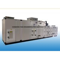 Quality Automatic Industrial Desiccant Dehumidifier , Super Low Air Humidity Control for sale