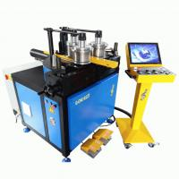 China Automatic CNC Pipe Bending Machine PLC Control For Carbon / Stainless Steel wholesale
