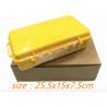 China Yellow Otdr Launch Box Ring Box Dummy Fiber G.652D SM 1km Fiber Optic Launch Box wholesale