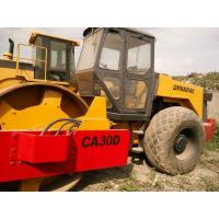 Quality Used DYNAPAC CA30D Road Roller USED Vibratory Compactor DYNAPAC Compactor FOR SALE for sale