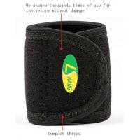 China Wrist Neoprene Sports Support For Men , Chloroprene Rubber Athletic Band High Breathable wholesale