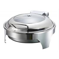 China Kitchen Equipment Round Stainless Steel Chafing Dish 2802-47 wholesale