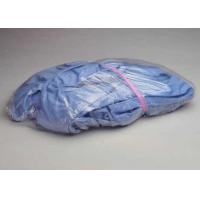 China Custom Made Water Soluble Laundry Bags , PVA Plastic Medical Laundry Bags on sale