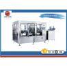China High Speed Beverage Filling Machine  , Automatic Soda Bottling Machine DCGF12 - 12-5 wholesale