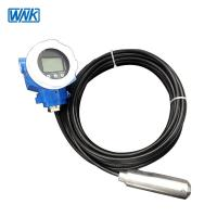 Quality IP68 Protection 4-20ma Wastewater Level Sensor For Pool Deep Well for sale