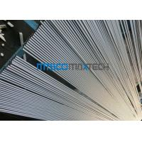China 18BWG TP347 / 347H Bright Annealed Tube , Cold Drawn Seamless Steel Tube on sale