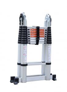 China Corrosion Resistant 5.6m Aluminium Multi Purpose Ladder En131 wholesale