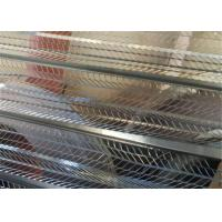 Buy cheap rib lath/expanded metal lath/rib lath mesh/stucco mesh/metal lath/metal lath from wholesalers