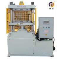 China 380V 40T White Hydraulic Heat Press With Safety Protection Device wholesale