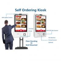 China Hardware 32 Inch Touch Screen and Payment Bill Printing for Restaurant or Renting or Gas Station on sale