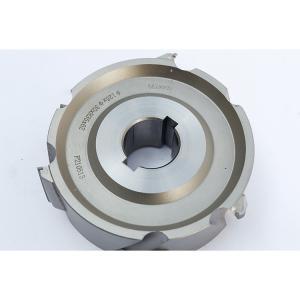 China 125*30*H35*6Z Diamond Profile Milling Cutter For Edgebanding Machine wholesale
