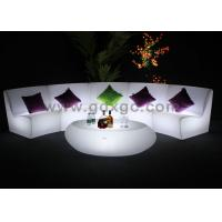 China Wireless Remote Control 16 Colors Chaning Plastic LED Event Coffee Tables For PARTY PACKAGE DESCRIPTION wholesale