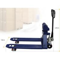 Quality 1Ton - 3Ton Forklift Lift Truck Scales Hydraulic Hand Pallet Scale With Display for sale