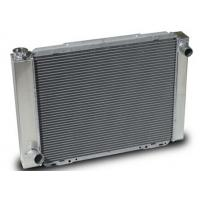 China Aluminum Compact High Performance Radiators For Cars / Air heat exchanger wholesale
