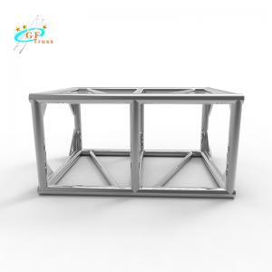 China Square Aluminum Lighting 0.5m Stage Truss System wholesale