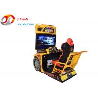 Buy cheap Fashionable Arcade Driving Games For Speed Car Driving Racing Simulation Machine from wholesalers