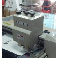 China leather skin hide fur cutter plotter flatbed cutting table machinery apparatus wholesale