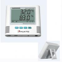 Buy cheap Battery - Powered Digital Thermometer Hygrometer , Indoor Temperature Humidity Monitor from wholesalers