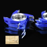 China Tungsten Carbide Cabinet Door Router Bits Blue Colour High Durability wholesale