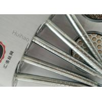 Galvanized Rock Wool Insulation Fixing Pins M8 x 90MM For Insulation Boards