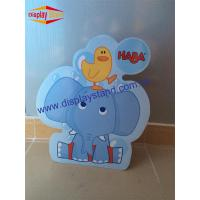 Quality Recycled cardboard Standee Floor Standing Displays with Offset printing for sale