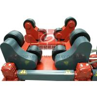 China Pipe Welding Rotator for heavy duty works , turning rolls wholesale