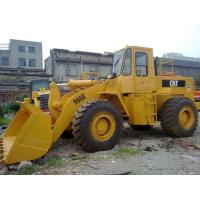 China Used Caterpillar Cat 966e Wheel Loader wholesale