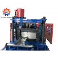 China GCr15 Quench Treatment Cable Tray Roll Forming Machine 380V 50Hz 3 Phase wholesale