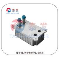 China FORD TRANSIT MK6 2000-2006 2.0 L Aluminum Oil Cooler , Diesel Performance Oil Cooler 1477141 wholesale