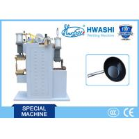 China Multi-Station Capacitor Discharge Projection Welding Machine for Cookware Handle wholesale