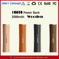 Quality Mini USB Battery Pack Cigar Power Bank 2200mah For Souvenir Gift for sale