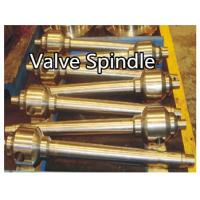 China CNC machining Turning Forged Forging Refractaloy 26 (R-26,R26,AMS 5760) Gas Steam Turbine Valve Spindles/Stems/Rods wholesale