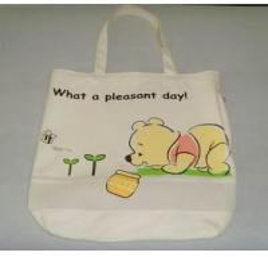 China Canvas Shopping Bag (NO-0015) wholesale