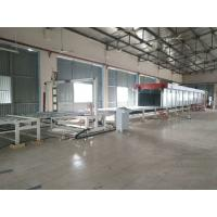 Buy cheap Continuously Automatic Horizontal Mattress Sponge Foam Making Machine Line from wholesalers